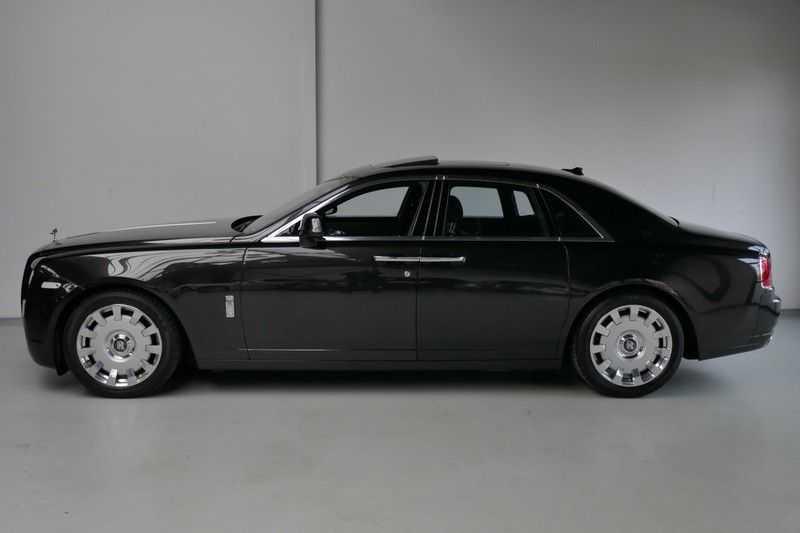 Rolls-Royce Ghost 6.6 V12 Panodak - orig NL auto afbeelding 4
