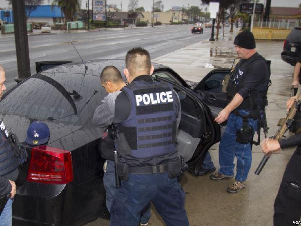 이민단속국, 불법체류자 체포 전국으로 확산