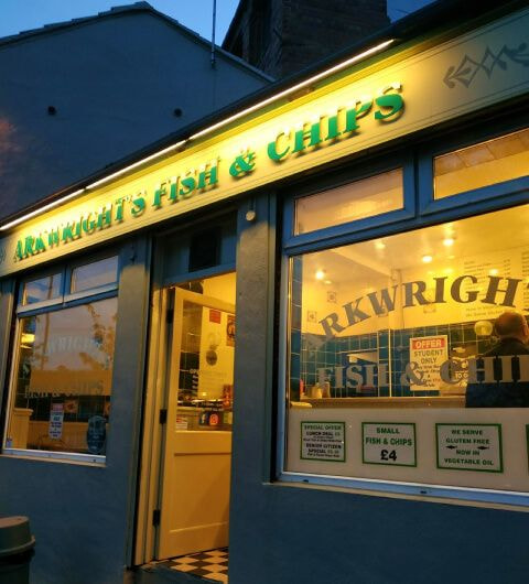 Arkwrights Fish & Chips