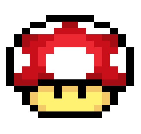 pixel art em css