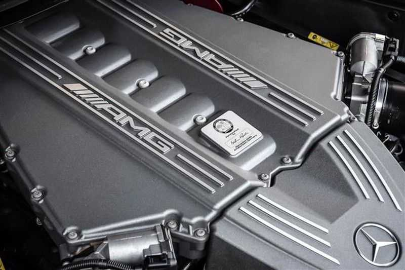 Mercedes-Benz SLS SLS AMG EXCLUSIVE DESIGNO+CAMERA (571 PK) afbeelding 11