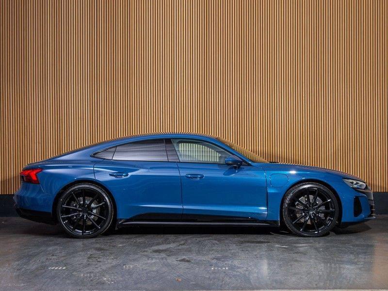 "Audi e-tron GT B&O,HUD,PANO,22"" afbeelding 3"