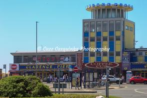 Landscape Picture of Clarence Pier, Southsea