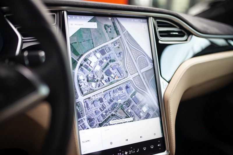 """Tesla Model S 85D Base *Pano / 21"""" / Prijs ex. BTW* afbeelding 6"""