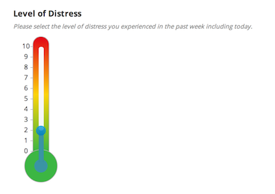 Distress Widget