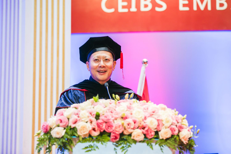 CEIBS - Neil Shen