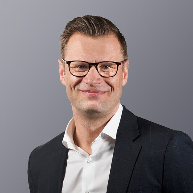 Andreas Carlson, Director of Global Sales
