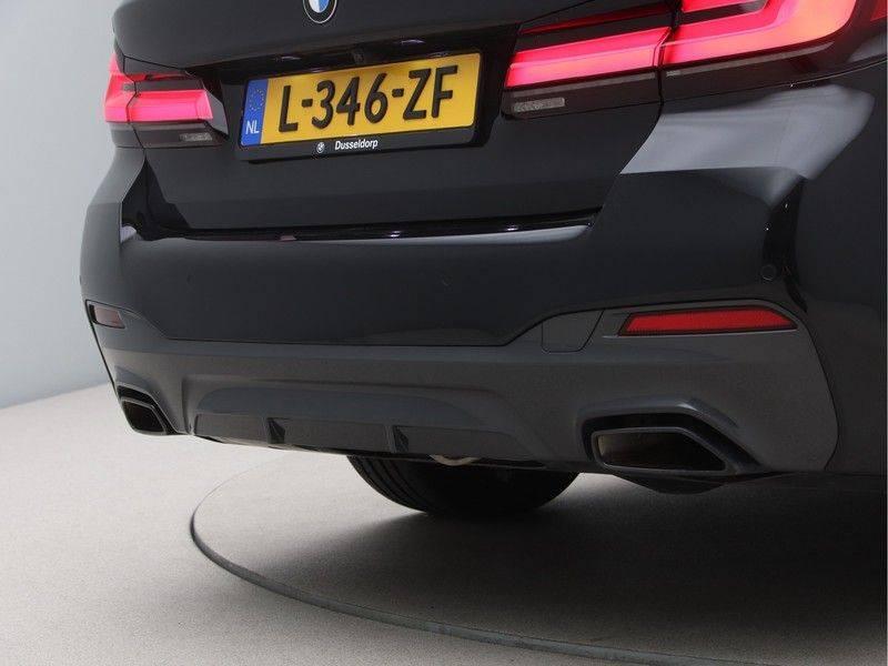 BMW 5 Serie 520d Sedan High Exe M-Sport afbeelding 20