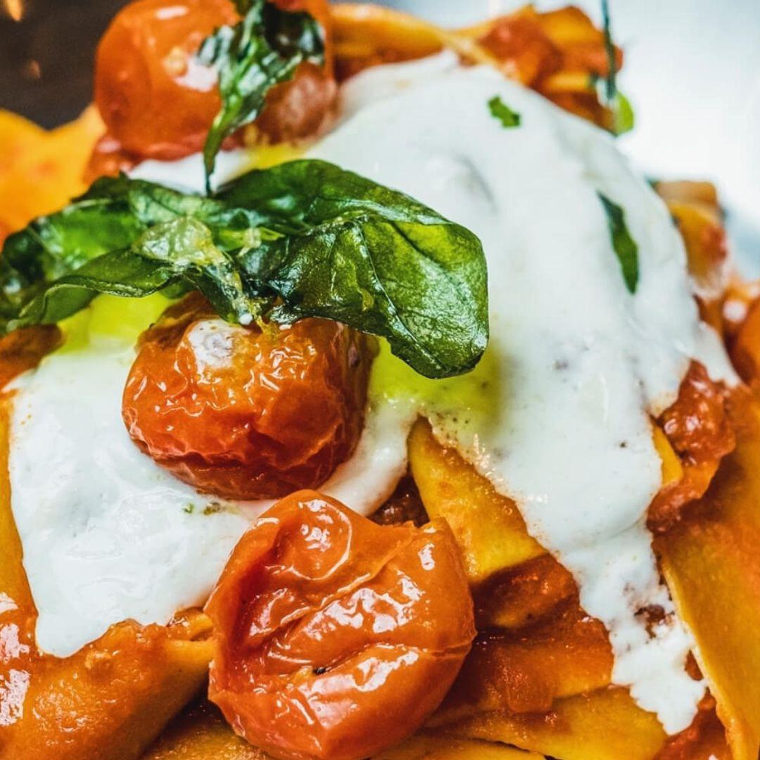 Food at Livin`Italy