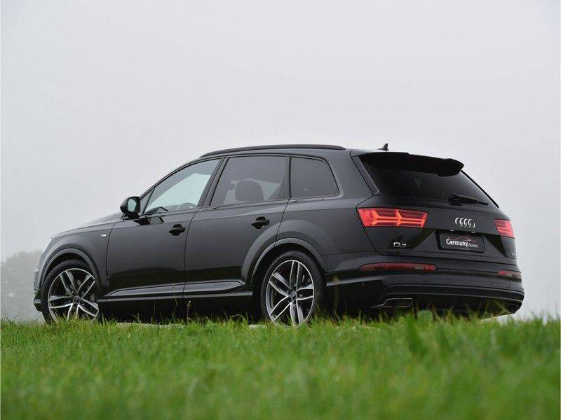 Audi Q7 3.0TDI 272Pk S-Line 7p Quattro Lucht Pano Standk Head-Up 360-Camera 21-Inch Trekh afbeelding 7