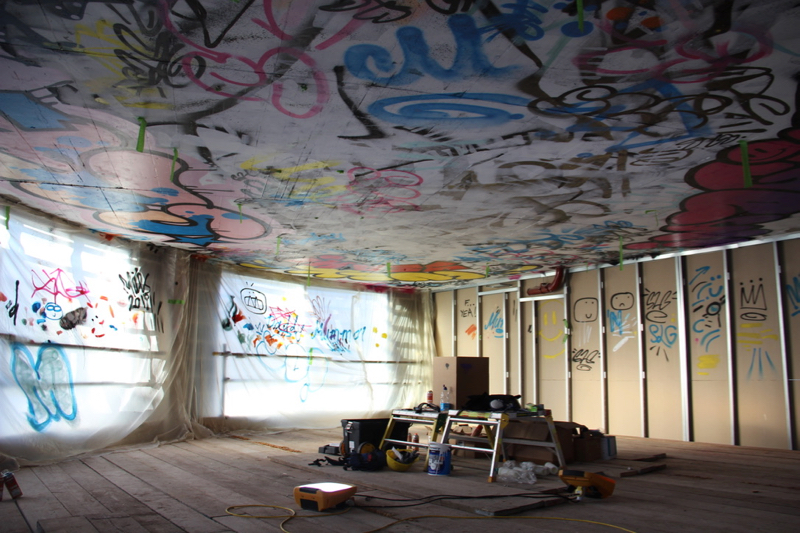 slg-graffiti-ceiling-commission-cheltenham-work