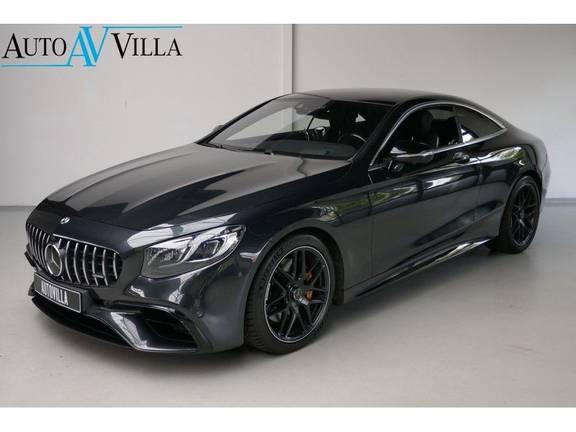 Mercedes-Benz S-Klasse Coupé 560 Premium Plus Volledig S63 AMG uitgevoerd