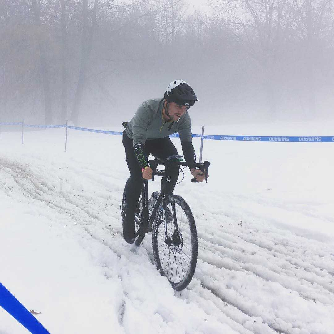 Elm City CX 2016: Amateur on Ice cover image