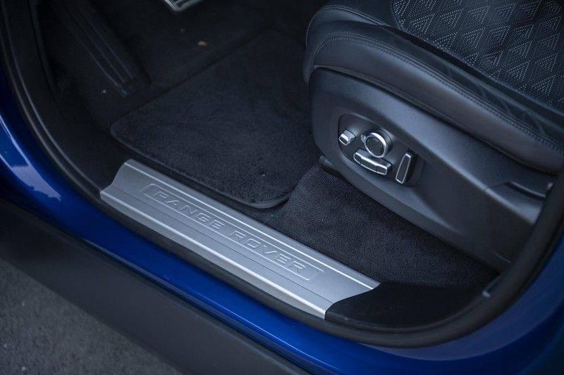 Land Rover Range Rover Sport SVR 5.0 V8 SC ESTORIL BLUE afbeelding 9