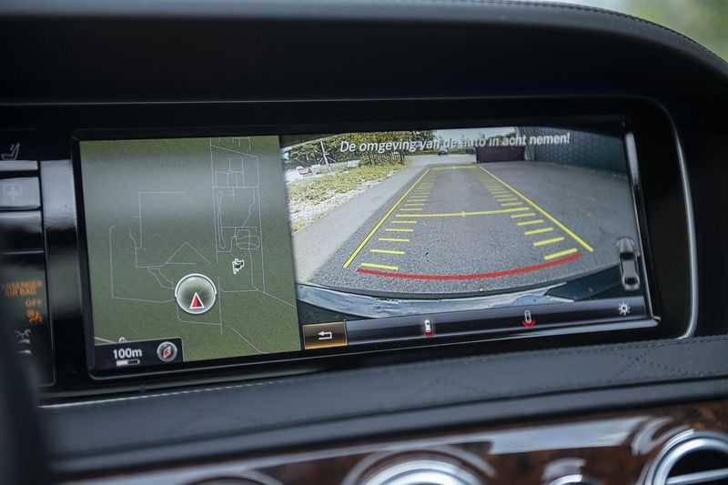 Mercedes-Benz S63 AMG Lang 4-Matic BTW-auto + Magnetite Black + Panoramadak S 63 DISTRONIC Plus + MASSAGE afbeelding 19