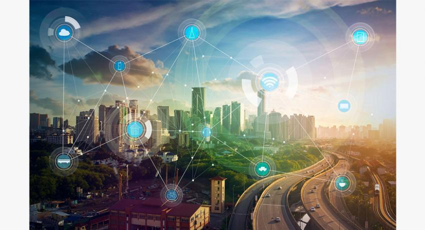 Accruent - Resources - Press Releases / News - Accruent Named an Industry Leader by Independent Analyst Firm in 2019 Internet of Things for Smart Buildings Green Quadrant - Hero