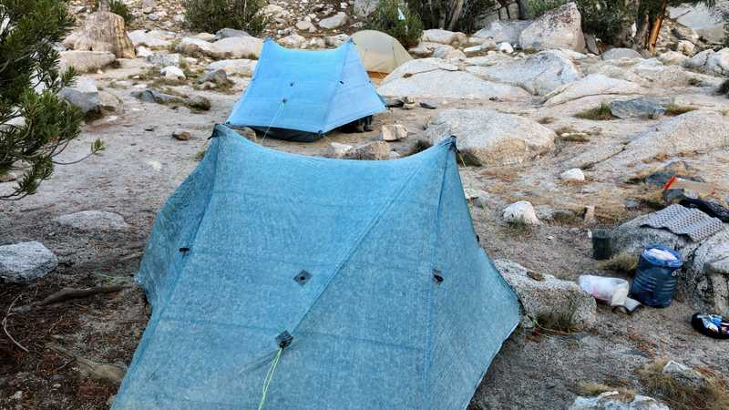 Two ZPacks Duoplex Tents