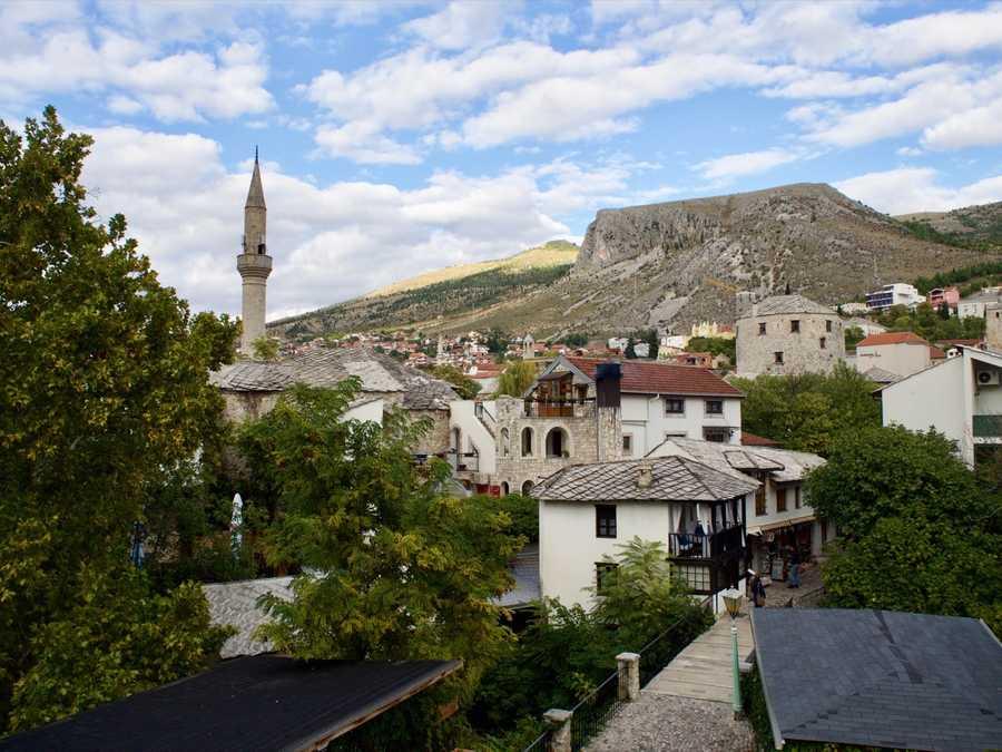 More views of Mostar