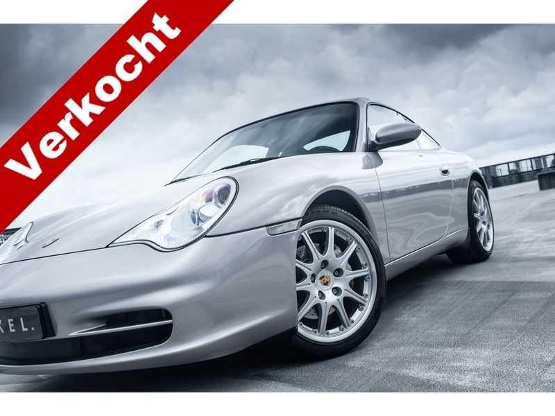 Porsche 911 996 3.6 Coupé Carrera 4 MK2 // handgeschakeld // afbeelding 7