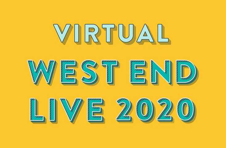 Virtual West End Lives 2020