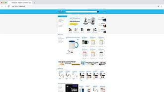 Web Shop of Tiskara.hr
