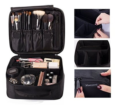 ROWNYEON Travel Makeup Bag