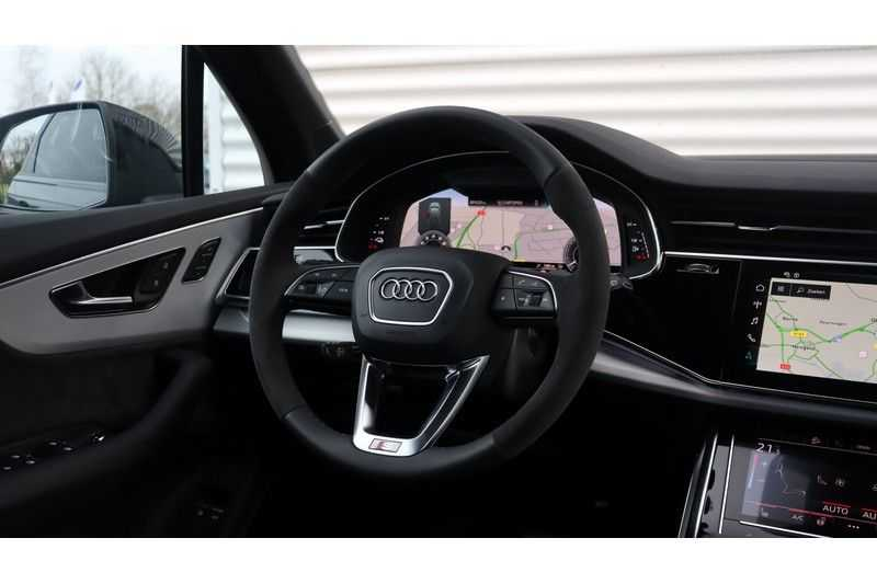 Audi Q7 60 TFSI e quattro Competition Bang & Olufsen, Panoramadak, Ruitstiksel afbeelding 20