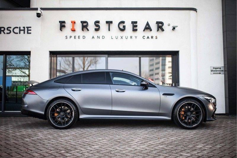 Mercedes-Benz AMG GT 4-Door Coupe 43 4MATIC+ Premium *AMG Nightpakket / Burmester / AMG Performance Stoelen* afbeelding 3