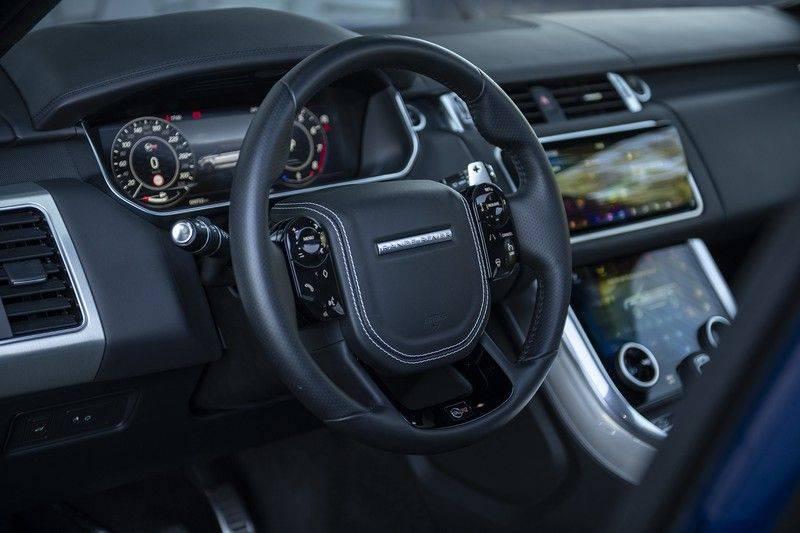 Land Rover Range Rover Sport SVR 5.0 V8 SC ESTORIL BLUE afbeelding 4