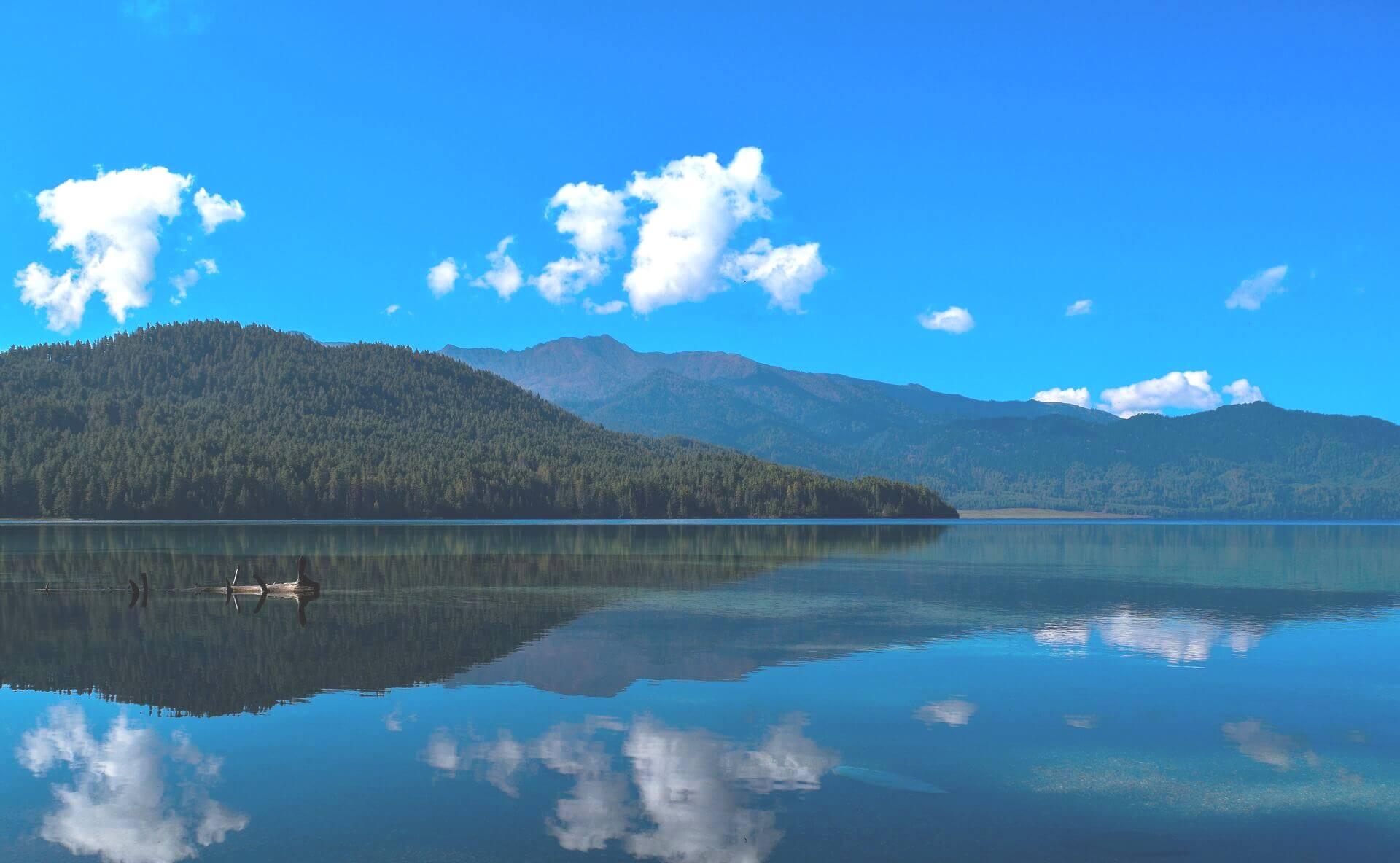 Rara Lake of Mugu Nepal
