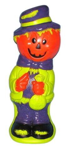Light Up Scarecrow photo