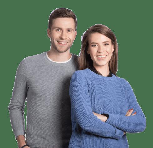Aurélie et Clément, clients Dougs expert comptable en ligne