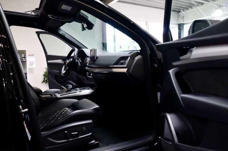 Audi SQ5 3.0 TFSI Quattro Pro Line + HuD|LUCHTV|VOL afbeelding 18