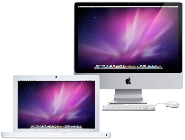 iMac & MacBook