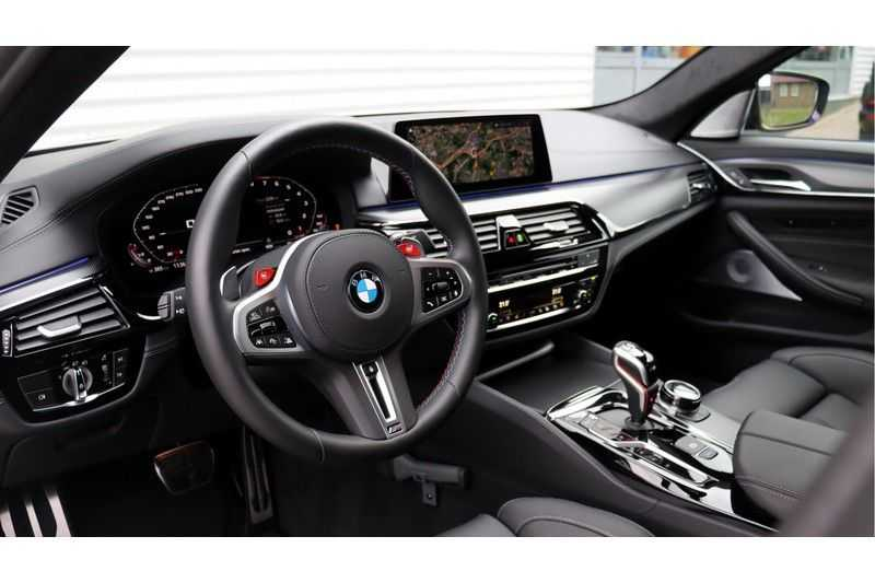 BMW 5 Serie M5 Competition Individual, Akrapovic, M Drivers Package afbeelding 18
