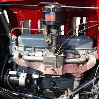 Chevrolet Confederate Sports Roadster 1932 5
