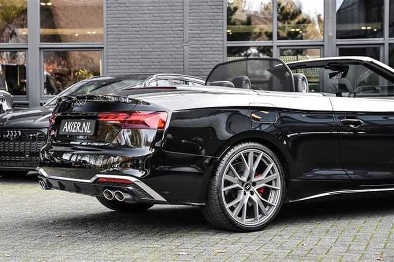 Audi S5 CABRIO HEADUP+SPORTDIFF+TOPVIEW NP.132K afbeelding 22