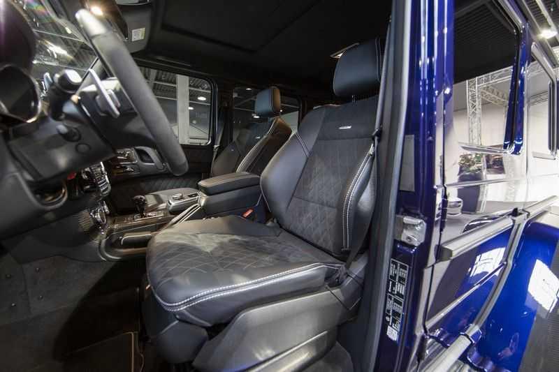 Mercedes-Benz G-Klasse 500 4x4² Designo, Carbon The Beast! afbeelding 9