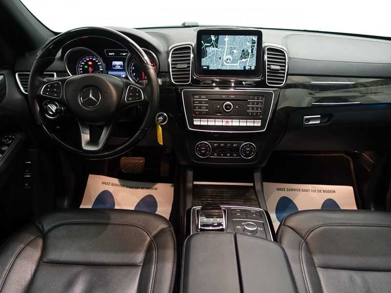 Mercedes-Benz GLE 500 e 4MATIC AMG 334pk Sport Ed Aut- Pano, Leer, 360 Camera, Massage afbeelding 5