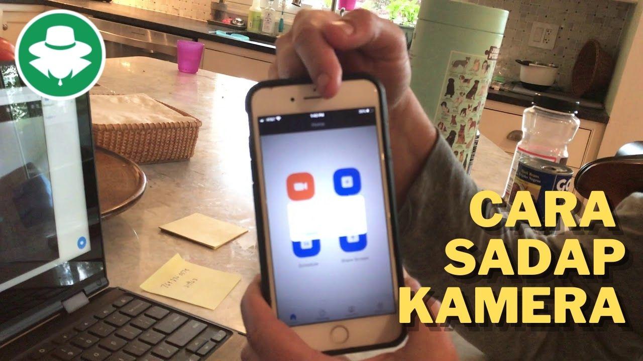 Cara Remote KAMERA dari iPhone & Android