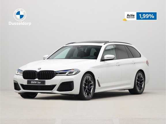 BMW 5 Serie Touring 530i Launch Edition M-Sport Automaat