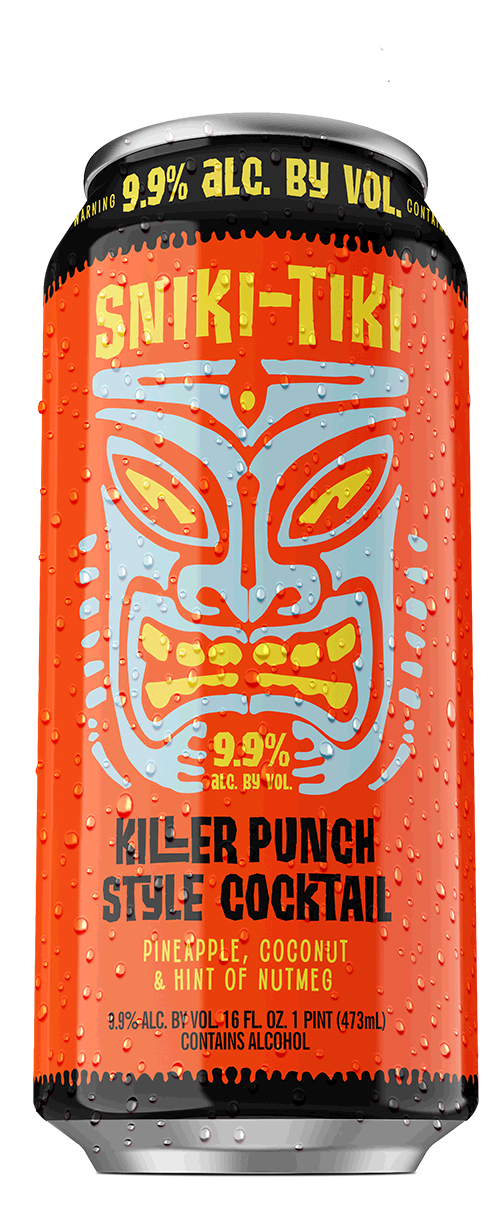 Killer Punch Style Cocktail can