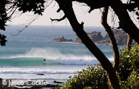 surf spots in west cornwall