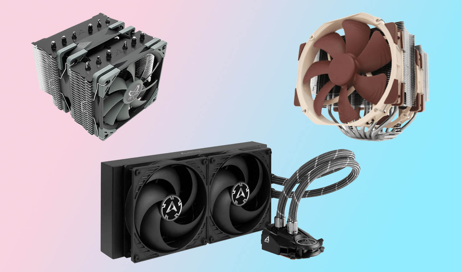 Best CPU Coolers for i7-11700K