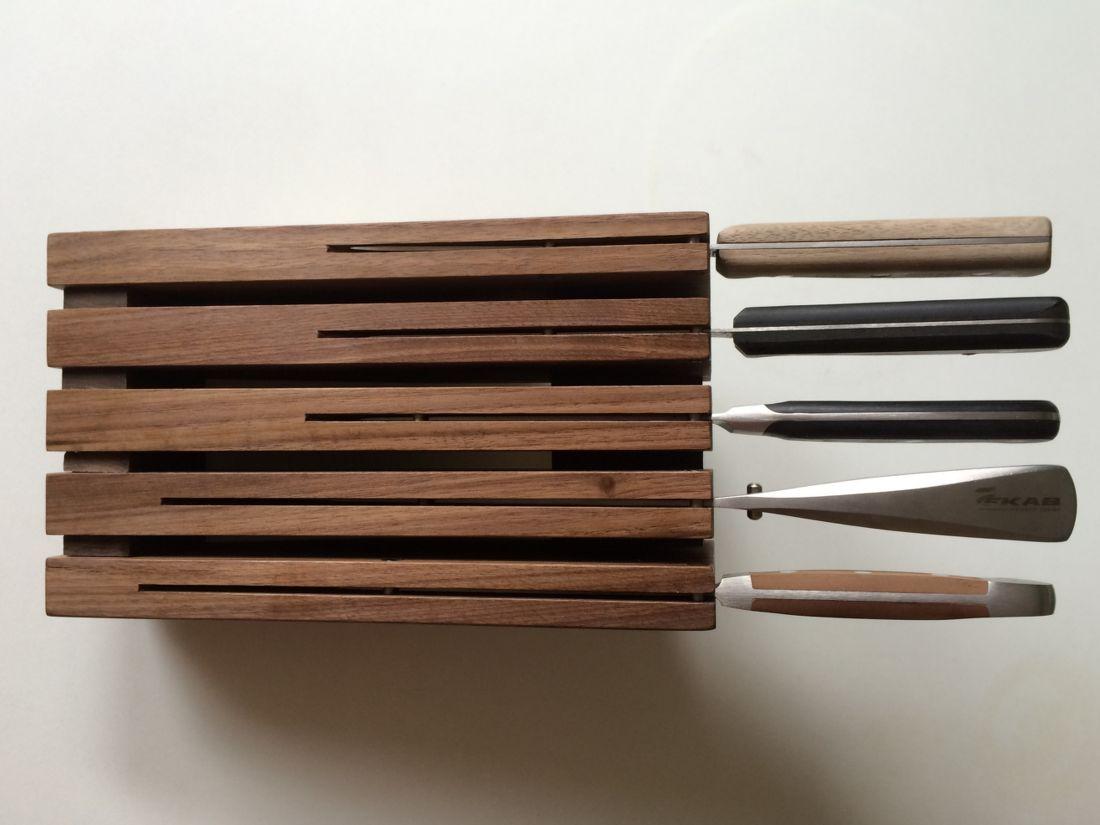 Der Messerblock von RUPPERTdesign.
