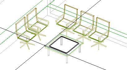 Plan de travail pour le travail en 3D