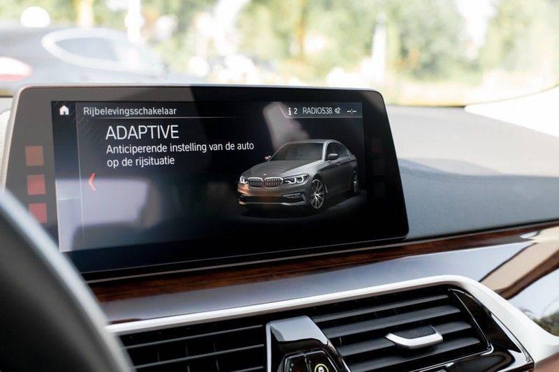 BMW 5 Serie 530d xDrive Luxury Line NW â¬100.000,- afbeelding 16