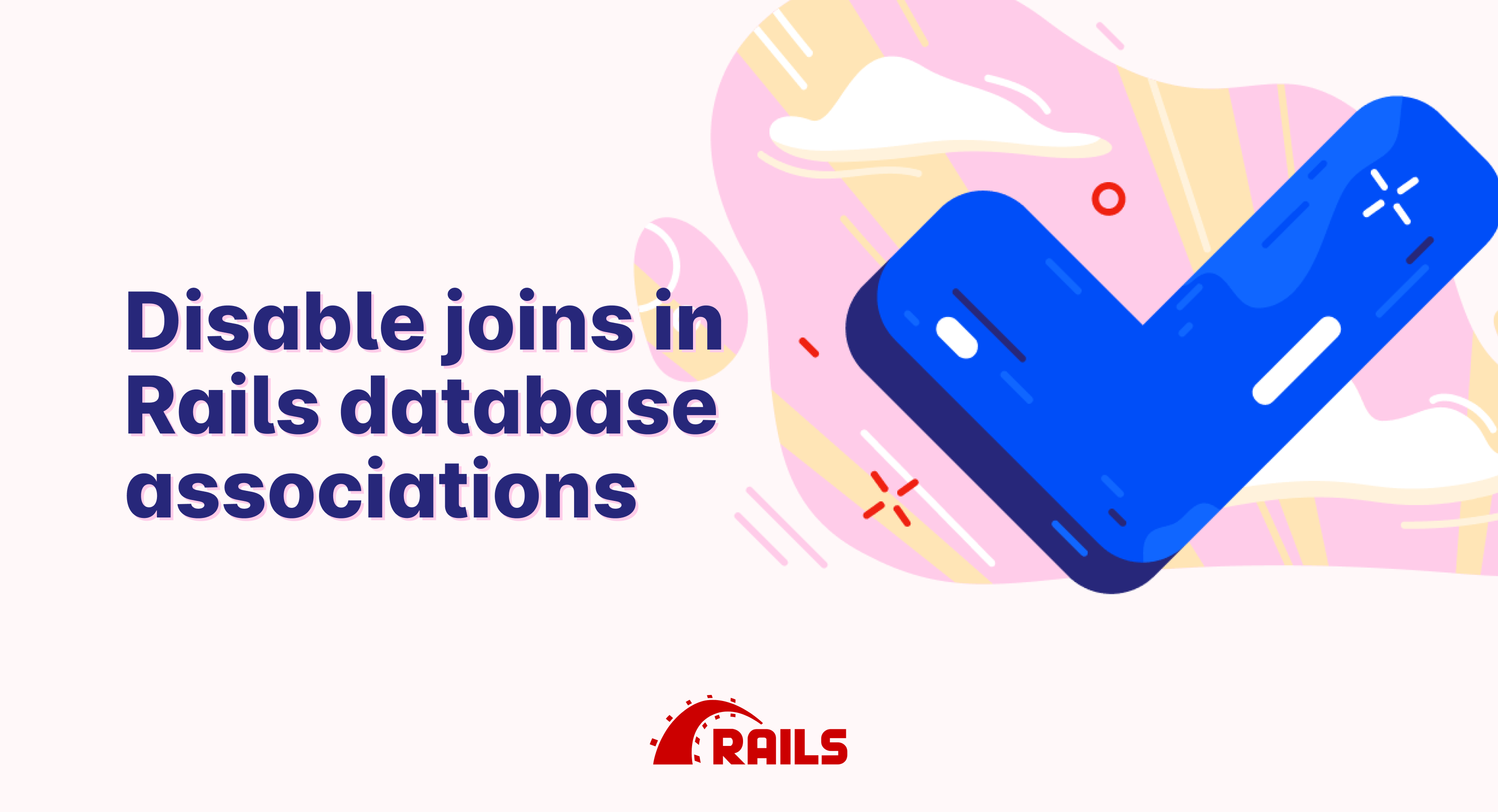 Now you can disable joins in Rails database associations