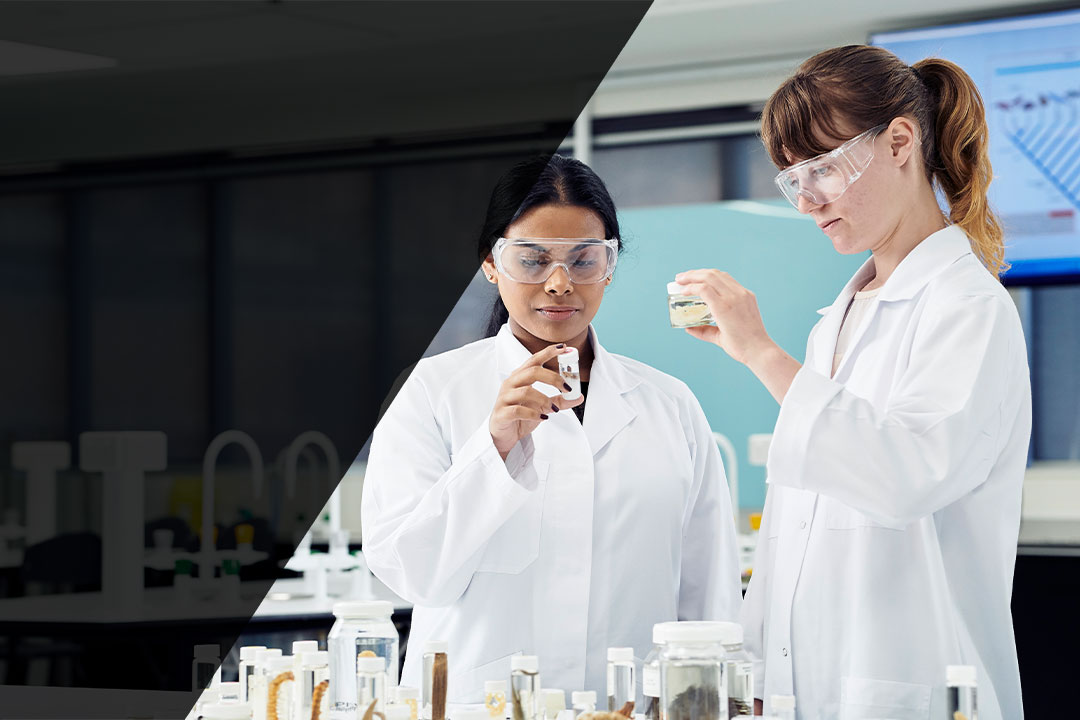 Explore our science facilities