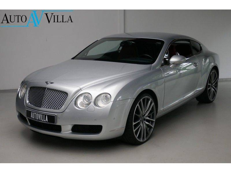 Bentley Continental GT 6.0 W12 Youngtimer afbeelding 1